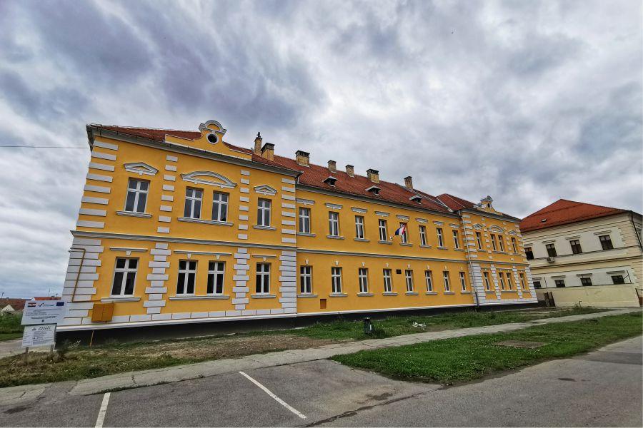 Osnovna škola Ivan Goran Kovačić, Foto: Moje Đakovo