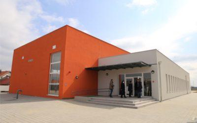 Otvorena nova dvorana u Selcima Đakovačkim
