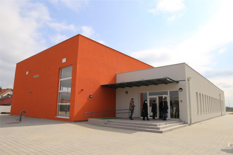 Otvorenje dvorane u Selcima Đakovačkim, Foto: Osječko-baranjska županija