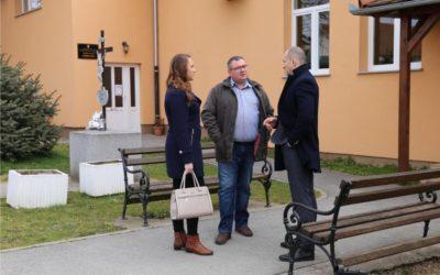 Župan Ivan Anušić posjetio Općinu Trnava