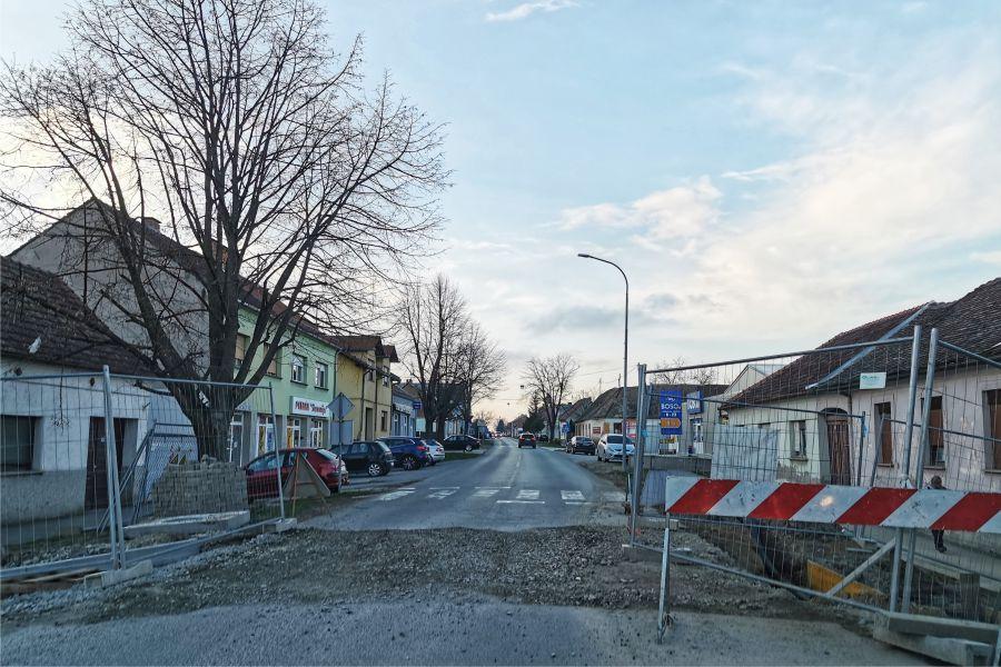 Radovi - Pašin prolaz i Ul. Ante Starčevića, Foto: Moje Đakovo