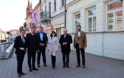 Na području Grada Đakova do 2020. ugovoreno je više od 550 milijuna kuna vrijednih projekata