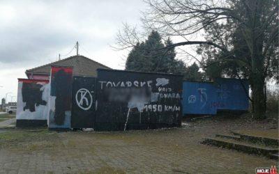 [ANKETA] Kakvo je vaše mišljenje o navijačkim muralima u gradu?