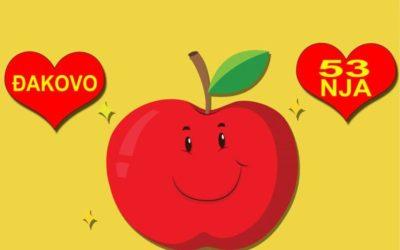 """U Dračicama se organizira akcija """"Jedna jabuka za jedan osmijeh"""""""
