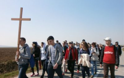 Križni put za mlade uz prijenos uživo