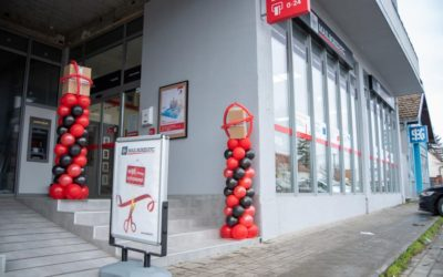 MBE Centar pružanja logističkih usluga tvrtkama i pojedincima otvoren i u Đakovu