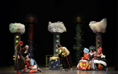 """Dječja predstava """"Pepeljuga"""" u Centru za kulturu"""