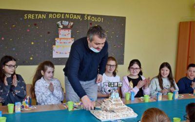 Ćolnićeva škola proslavila četrdeseti rođendan