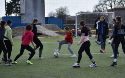 Ženski nogomet i u Đakovu!