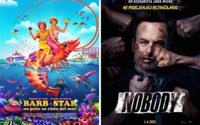 U kinu: Barb i Star na putu za Vista del Mar i Nobody