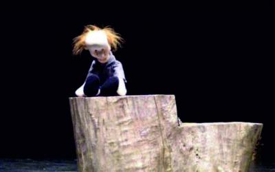 """Dječja predstava """"I drvo je bilo sretno"""" u Centru za kulturu"""