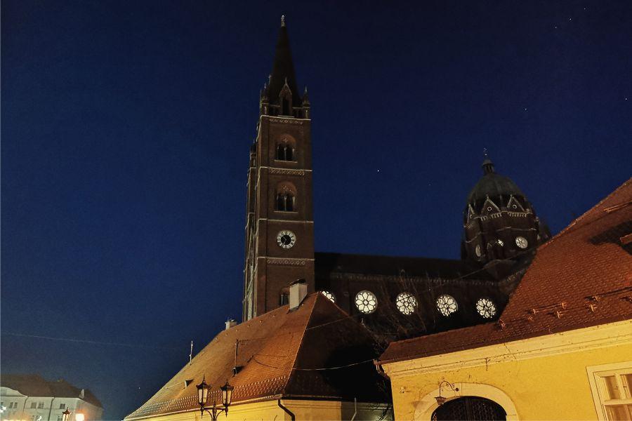 Katedrala u mraku_Foto_Moje Đakovo