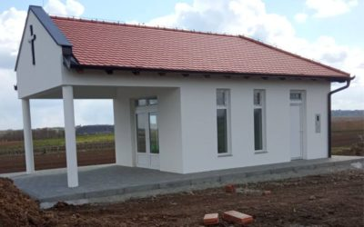 Dovršena kuća oproštaja u Paljevini; društveni dom dobio klima uređaje