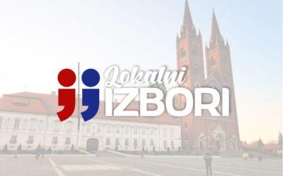 Gradsko izborno povjerenstvo pregledalo kandidature; Zoran Vinković dobio odbijenicu
