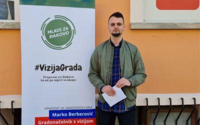 Marko Berberović: Đakovo je politička anomalija