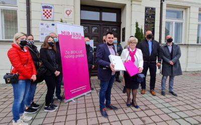 Mirjana Adrić predstavila svoju listu te obećala besplatni vrtić za sve