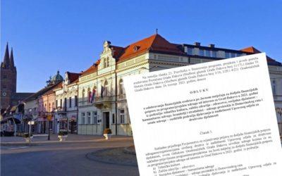 Grad Đakovo odobrio dodatna sredstva brojnim udrugama