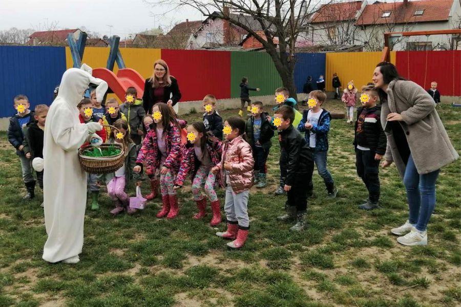 Potraga za jajima5, Foto: Dječji vrtić Đakovo