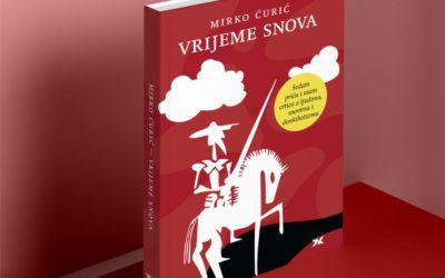 Mirko Ćurić objavio novu knjigu