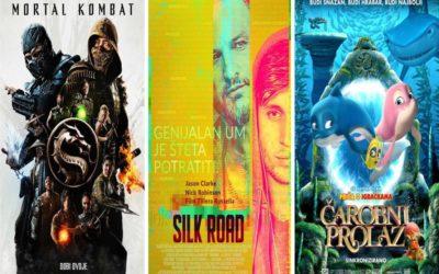 U kinu: Mortal Kombat, Silk Road i Čarobni prolaz