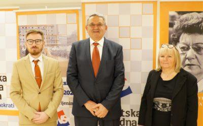 Ivica Mandić kandidat za župana OBŽ ispred platforme Pokret za Slavoniju