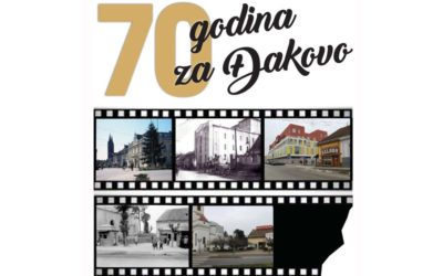 """Otvorenje izložbe """"70 godina za Đakovo"""""""