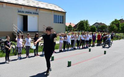 Autoškola Ivan priprema Ćolnićevce za sigurno bicikliranje