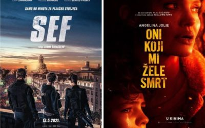 U kinu: Oni koji mi žele smrt i Sef