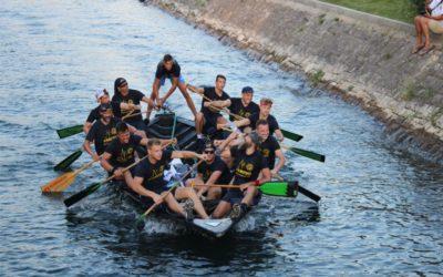 Đakovački bećari dovode utrku lađa na Borovik