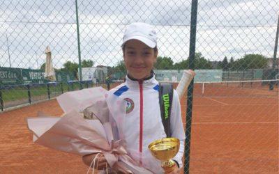 Dora Belvanović osvojila 2. mjesto na prvenstvu Hrvatske do 12 godina