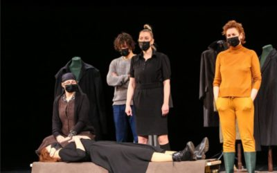 """Predstava """"Gdje se kupuju nježnosti"""" gostuje u Centru za kulturu"""