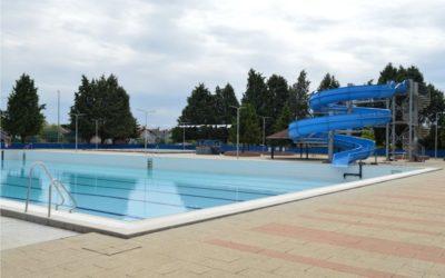 Otvorenje Gradskih bazena na Dan državnosti!