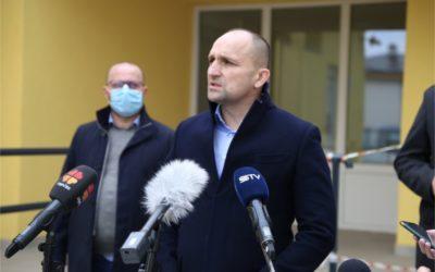 Ivan Anušić do pobjede već u prvom krugu