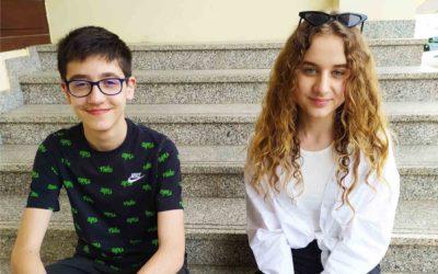Ana i Ivan – dva državna natjecanja iz hrvatskoga jezika u jednoj školskoj godini