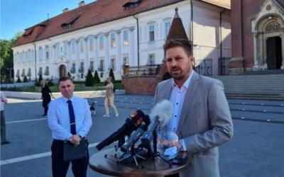 Sučeljavanje kandidata na Strossmayerovom trgu nije se održalo