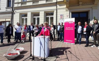Mirjana Adrić: Naš grad zaslužuje bolje