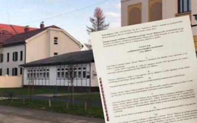 Grad Đakovo darovao zemljište Udruzi Neven