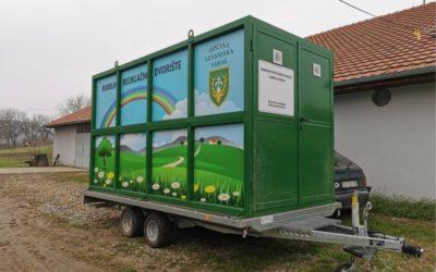 S radom započelo reciklažno dvorište u Levanjskoj Varoši