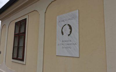 """Izložba """"30 GODINA Spomen-muzeja biskupa Josipa Jurja Strossmayera"""""""