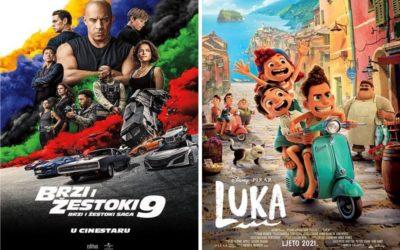 U kinu: Brzi i žestoki 9 i Luka