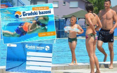 Nabavi sezonsku ulaznicu za bazen prije prvih gužvi