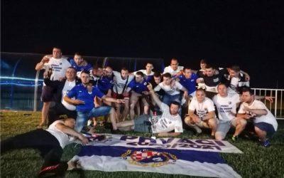 Hajduku za jedan pogodak pobjegla 1. ŽNL