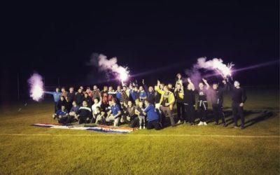 Hajduk iz Širokog Polja kolo prije kraja osigurao naslov prvaka