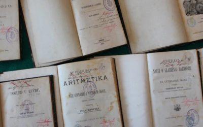Digitalna izložba školske knjižnice OŠ Đakovački Selci