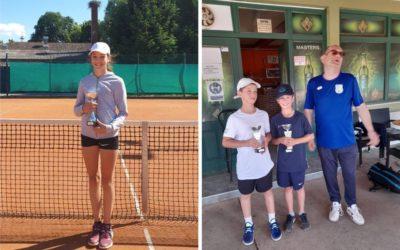 Đakovčani dominantni na teniskom turniru u Županji
