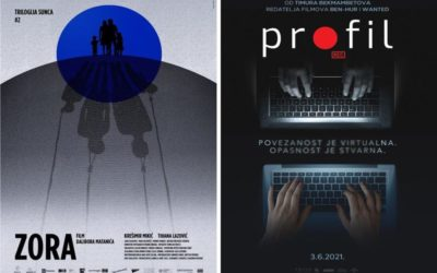 U kinu: Zora i Profil