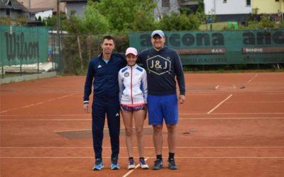 Dora Belvanović igrat će za reprezentaciju do 12 godina