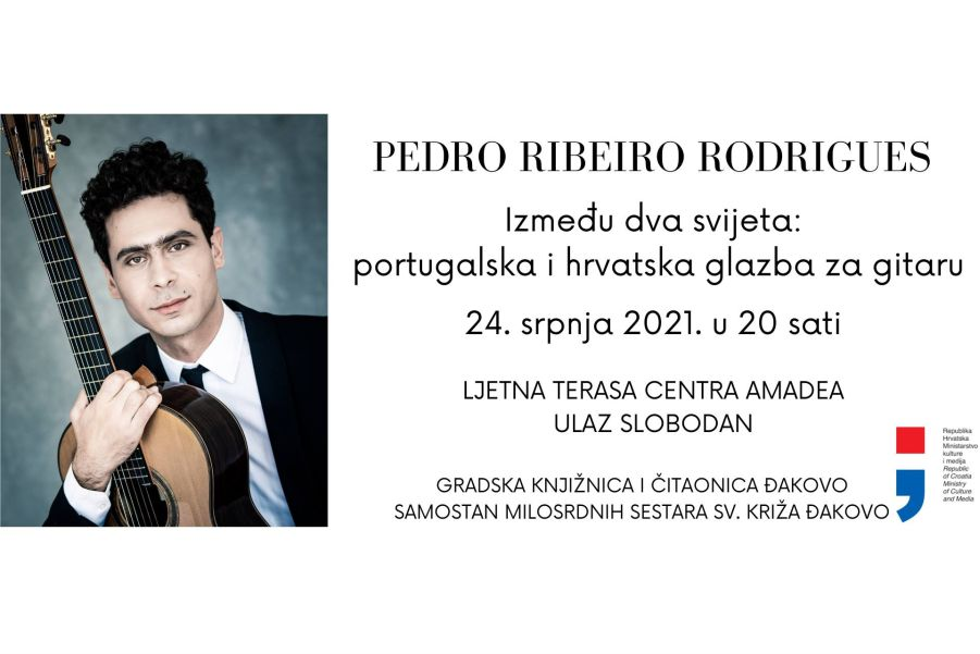 Pedro Ribeiro Rodrigues_Foto_Gradska knjižnica Đakovo