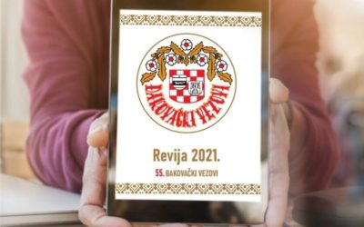 Digitalno izdanje Revije 55. Đakovačkih vezova