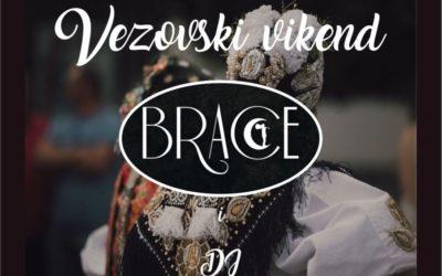 Vezovski vikend u Sense baru uz Brace i DJ-a